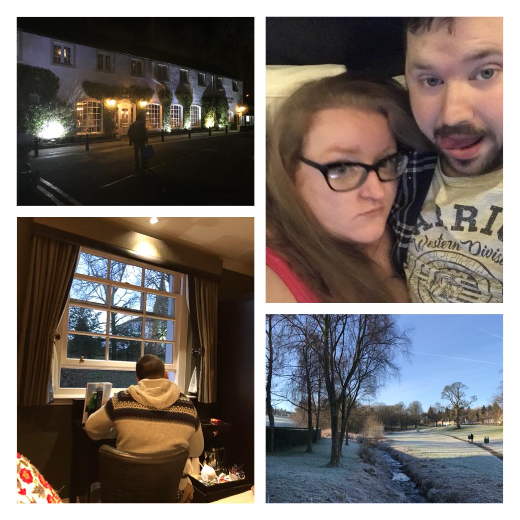Romantic winter mini break, Scotland
