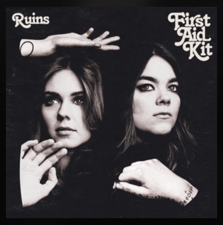 First aid kit, ruins Album cover