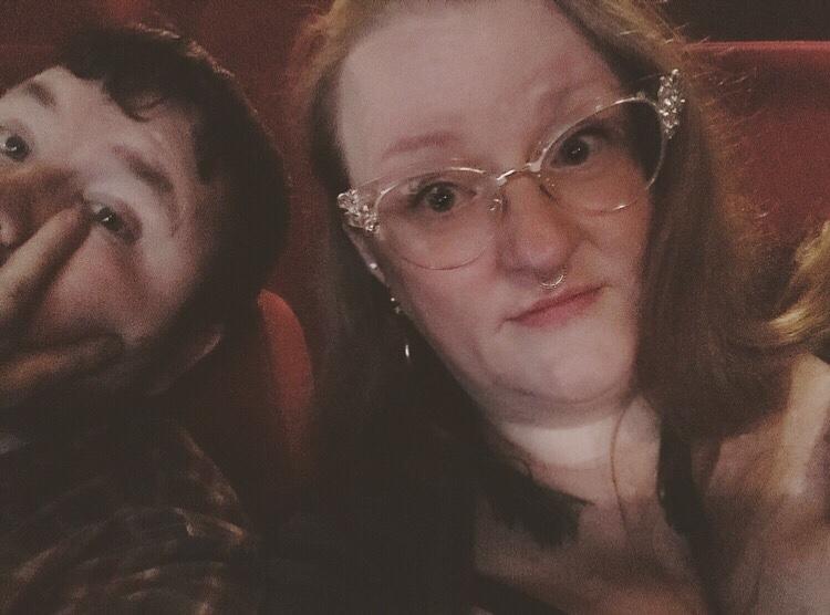 Cinema selfie