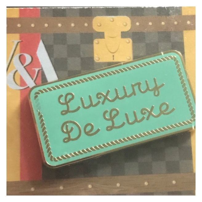 Luxury pin
