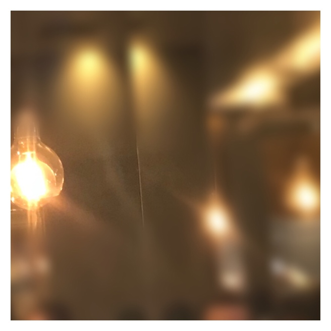 Wagamama lights