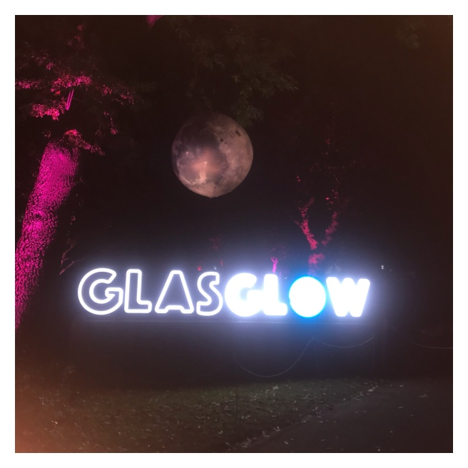 Glasglow entrance