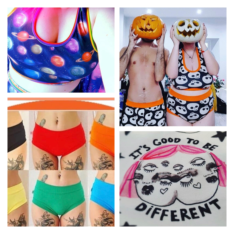 Wilde mode underwear