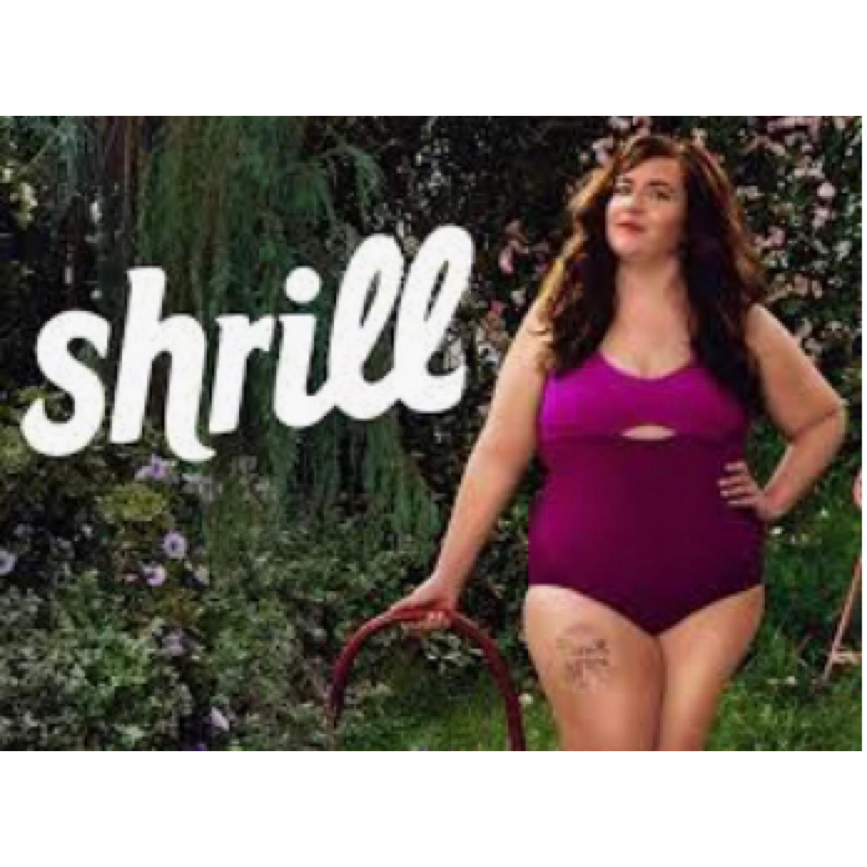 Shrill poster